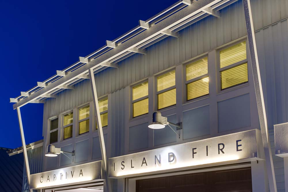 Captiva fire station replacement gladstone builders for Gladstone builders