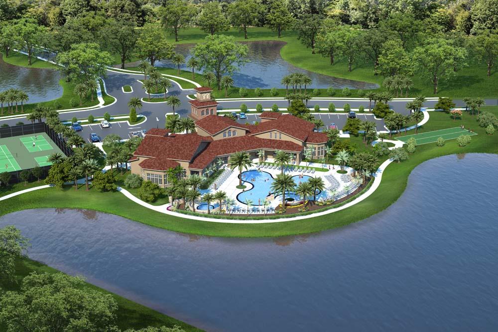 Bent Creek Amenity Center – Gladstone Builders: Southwest ...