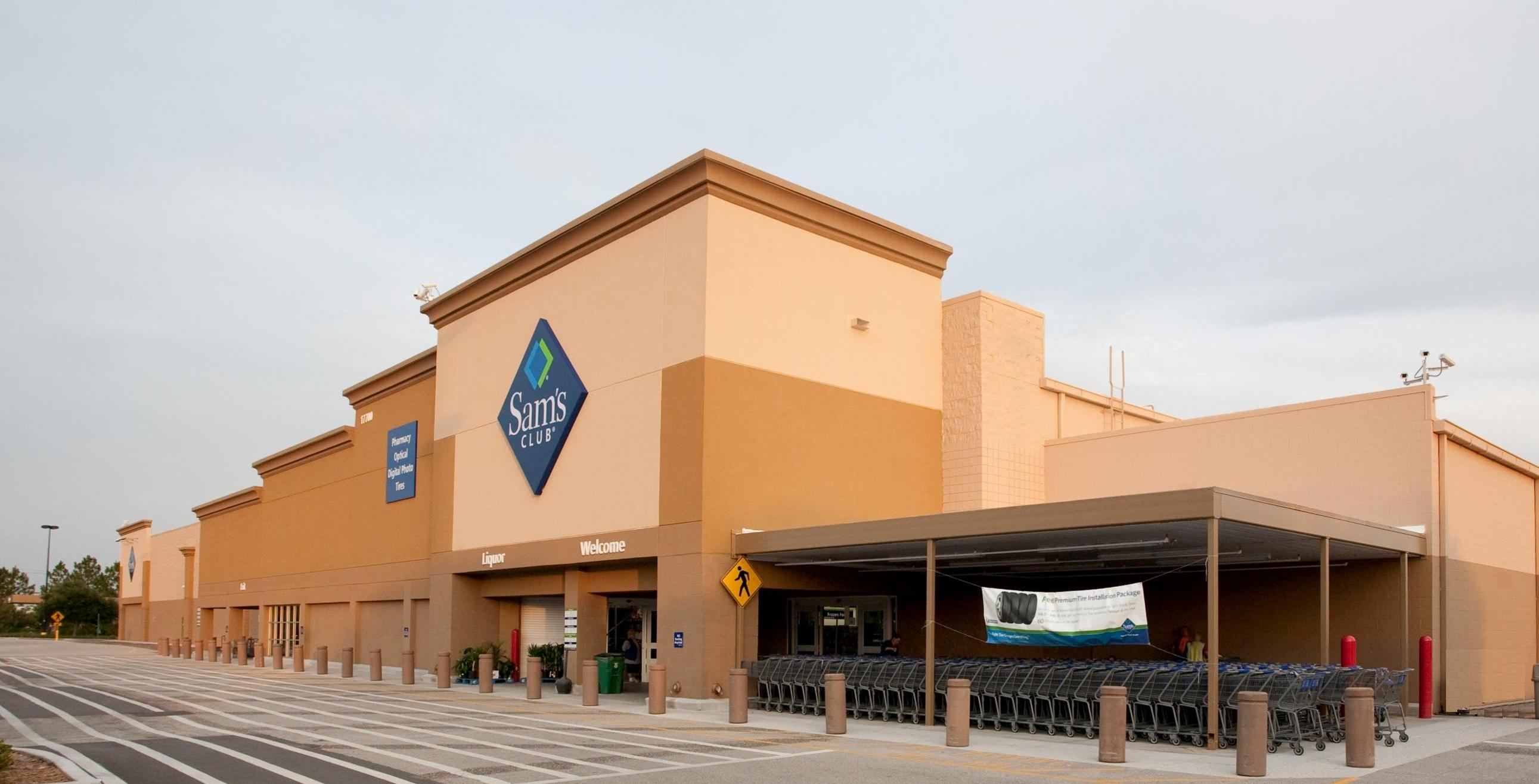 Sam S Club Remodel Gladstone Builders Southwest Florida