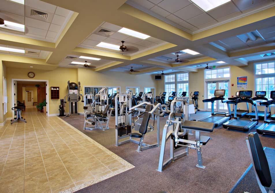 Verandah fitness center gladstone builders southwest for Gladstone builders